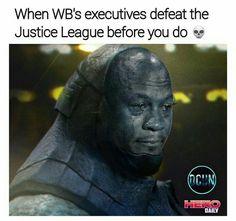 Juctice League mêmes