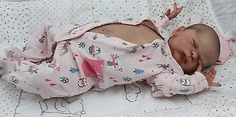 Beautiful-Reborn-Baby-Girl-Doll-Nellie-Sams-Reborn-Nursery-Limited-Ed