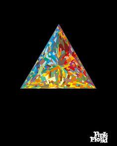 Pink Floyd poster by Jack Haynes