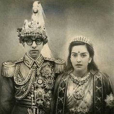 King Mahendra and his Queen #3TN Travel Tour Trek Nepal