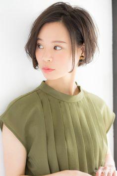 2015秋冬♡大人のためのショート&ボブ最新ヘアカタログ - Locari(ロカリ)