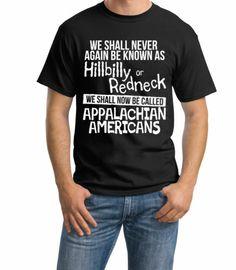 Appalachian American T shirt