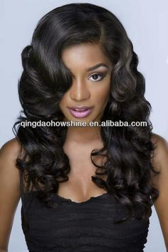 Love this body wave malaysian hair.