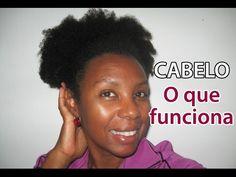 O que funciona ou não no meu cabelo afro 4C - YouTube
