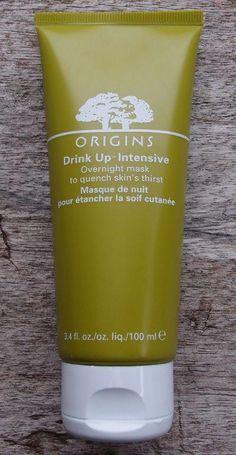 Origins Drink Up Intensive Overnight Mask #BeautyTricksOvernight #EyelinerTricks