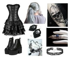 """""""Untitled #64 rtd"""" by madnessismymiddlename ❤ liked on Polyvore"""