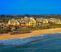 Disney's Vero Beach Resort scenic shot.