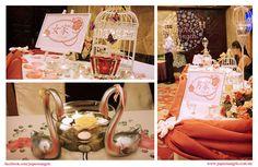 Chun Siong & Kit Man Wedding - Paper and Angels