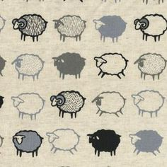 purl soho | products | item | baa baa black sheep (kiyohara)