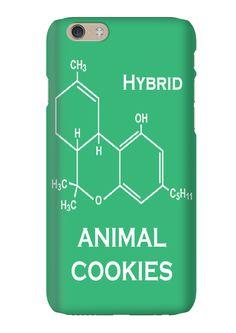 Animal Cookies Hybrid Strain Weed Marijuana Phone Case