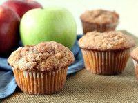 Easy Apple Cinnamon Muffins - Recipe Girl