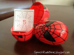 Spiderman Articulation and Language Game. Free Download.
