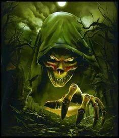 Fear the Reaper Death Reaper, Grim Reaper Art, Grim Reaper Tattoo, Don't Fear The Reaper, Arte Horror, Horror Art, Dark Fantasy Art, Dark Art, Reaper Drawing