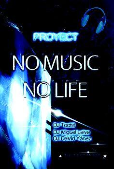 PROYECT NO MUSIC NO LIFE