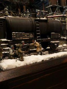 1/35 Stalingrad diorama by Dan Capuano