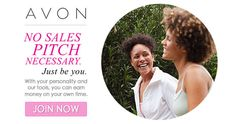Become An Avon Rep