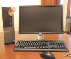229$ Pour information 514-433-8469 Vient avec écran 19 pouces Widescreen et clavier souris avec fil Modèle de l'ordinateur: Dell i3 optiplex 7010 3e génération Format: desktop –tour mince Processeur: i3 Intel 3220 CPU @ 3.30 GHz Mémoire vive/Ram : 8 GB Disque dur : 500 GBits lecteur DVD 10 port USB (4 à l'avant don 2 x 3.0 et 6 à l'arrière) 2 sorties Display Port Système exploitation/Os : Windows 10 Pro francais  usieurs logiciel Pour info 514-433-8469 #dell #ordinateur_dell_optiples… Don 2, Mince, Windows 10, Usb, Electronics, Computer Hard Drive, Central Processing Unit, Software, Consumer Electronics