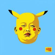Kim Jong-Un: Friend or Foe – Illustrations by Butcher Billy