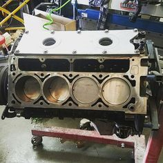 LS built. #lsswap #turbomotors #nitrousmotors #dragracing #welding #fabricationlife #almostready #carlife #lifeiscars #chevylife #mechanic #chevyc10. #hotrods #musclecars #fastcars #needforspeed