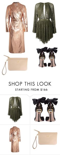 """Glam"" by bermudaborn ❤ liked on Polyvore featuring Jay Ahr, Miu Miu and Lanvin"