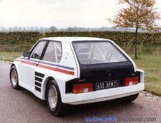 Citroën Visa Lotus