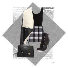 """""""!"""" by sabrina-goraya ❤ liked on Polyvore featuring DAY Birger et Mikkelsen, River Island, BCBGMAXAZRIA and MICHAEL Michael Kors"""