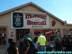 The 2016 Florida Strawberry Festival is here! Don't miss the biggest midway we have ever seen and tons of kiddie rides, food, music, and fun! Enter to win a family 4 pack of tickets!
