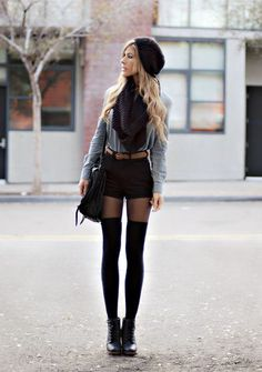hat & boots