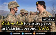 #Zarb-e-#Azb ( #ZarbeAzb ) to #ENSURE #PEACE in #Pakistan, #Beyond :  CoAS : We are a NUCLEAR POWER and KNOW How to DEFEND Ourselves and DEFEAT Our ENEMIES and HUNT  BIG TERRORIST CROCODILES.
