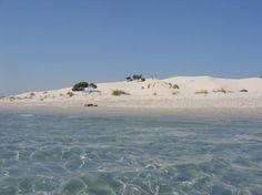 ITALIA SARDEGNA le dune di Porto Pino