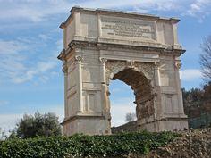 Arc de Titus, Rome