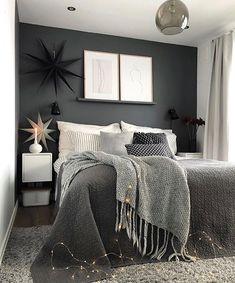 home decor bedroom design Room Ideas Bedroom, Bedroom Inspo, Home Decor Bedroom, Bedroom Wall, Bed Room, Bedroom Styles, Room Inspiration, Design Inspiration, Interior Design