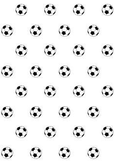Free digital soccer scrapbooking paper - Fussball Geschenkpapier - freebie | MeinLilaPark – DIY printables and downloads