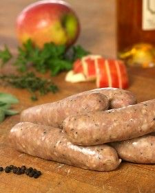 Find out why homemade sausage is worth the effort with this flavorful recipe from chef and master butcher Ryan Farr.