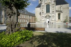 courtyard-of-averbode-abbey