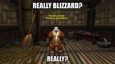 Master Baiter... Really Blizzard? Really... LMAO!
