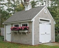 56 Best Williamsburg Sheds Images Garden Storage Shed