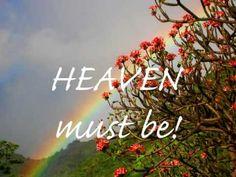How Beautiful Heaven Must Be--George Jones - YouTube