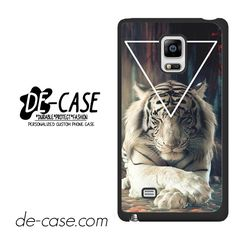 White Tiger DEAL-11918 Samsung Phonecase Cover For Samsung Galaxy Note Edge