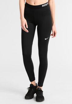 Nike Performance Collant - black/white