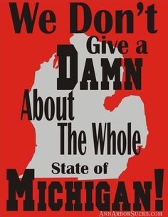 We Don't Give A Damn!! http://www.bigtenfootballschedule.com