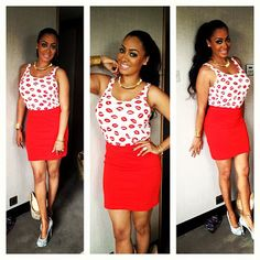 a2847a55710 Lala Anthony Top and Bottom under  25... London Instagram