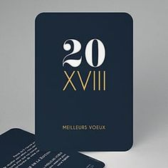 carte de voeux 2020 design 12 Best GRAPHIC: NEW YEAR images | New year card, Cards, Happy new