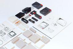 August Doorbell Cam & Keypad  by Fuseproject