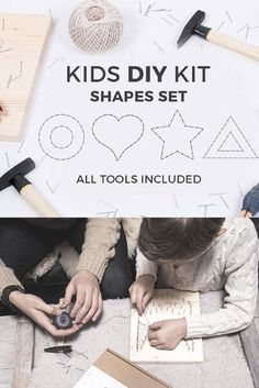 Kids DIY educational