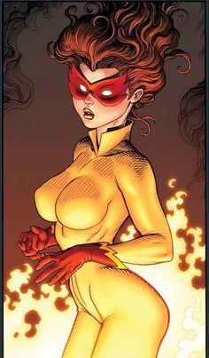 Firestar by Arthur Adams