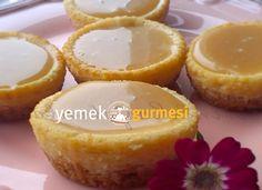 Fıstık Ezmeli ve Karamelli Mini Cheesecake - http://www.yemekgurmesi.net/fistik-ezmeli-ve-karamelli-mini-cheesecake.html