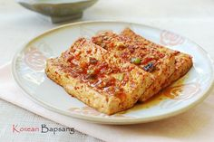 Tofu (dubu) is a staple in Korea as it is in several other Asian countries. Many Korean dishes are made with tofu as a main ingredient like dubu jjigae (stew), sundubu jjigae, dubu with stir-fried kimchi, and dubu jorim to name a few. It's also commonly used to complement other dishes like kimchi jjigae, …