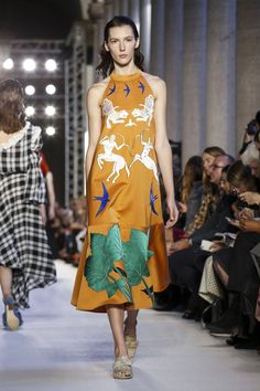 Vivetta Fashion Show Ready to Wear Collection Spring Summer 2018 in Milan