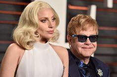 Lady Gaga, Stevie Wonder & More Perform at Elton John's 70th Birthday: Watch | Billboard